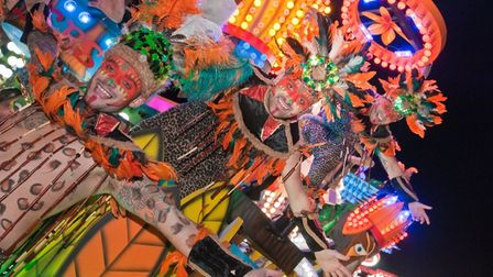 Weston Carnival will not take place until 2022.