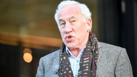 Actor Simon Callow was a patron of Belsize charity Wac Arts but has now resigned.