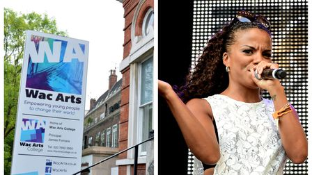 Ms Dynamite is one of eight patrons to resign at Wac Arts.
