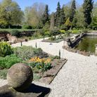 The Gardens of Easton Lodge at Little Easton near Great Dunmow