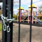 Play areas have been closed by Stevenage Borough Council due to rising COVID-19 infection rates