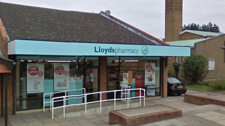 Lloyds Pharmacy on Hawthorn Drive in Ipswich is being taken over by new management