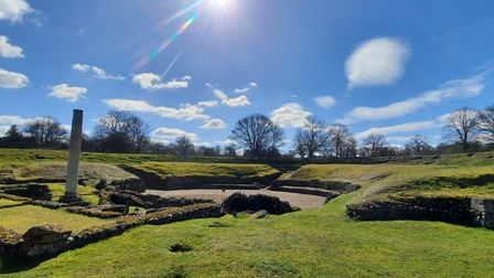 The Roman Theatre of Verulamium in St Albans will stage the Maltings Theatre's Roman Theatre Open Air Festival this summer.