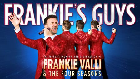 Frankie's Guys will perform live from Lowestoft for their first-ever professionally produced live stream this weekend.