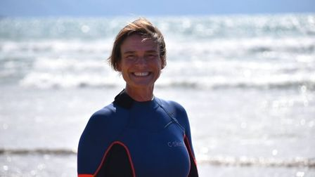 Keen surfer and North Devon MP Selaine Saxby has backed the private member's bill