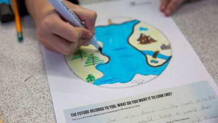 COP 26 launches its Together For Our Planet Campaign with an art competition for school-age children