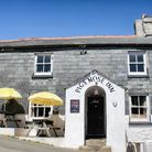 Exterior of The Pigs Nose Inn, East Prawle, Devon