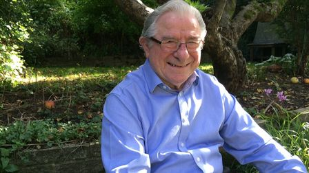 Dr Dennis Lewis, who has lived in Welwyn Garden City since 1956