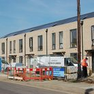 The new Lombard Court council housing development in Romford. Picture: Havering Council/Keith Brown