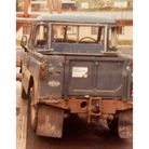 The Land Rover sold in 1989 which Jon is trying to trace