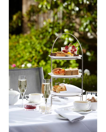 Afternoon Tea at Alexander House Hotel & Utopia Spa