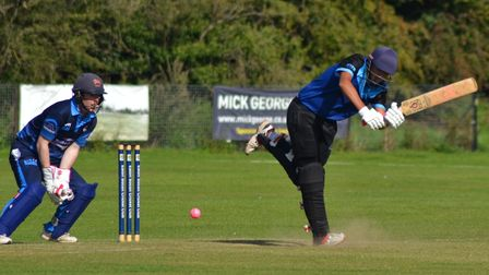 St Ives & Warboys Cricket Club in action