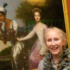 "Lady Mansfield visits New Exhibition ""Slavery & Justice"" @ Kenwood House"