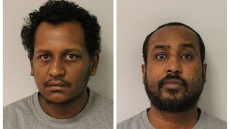 Abdi Ahmed and Ahmed Mohamed raped a 16-year-old they preyed upon by Camden Town tube station