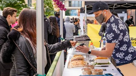 The popular Wanstead Market will re-open on Sunday, April 4.