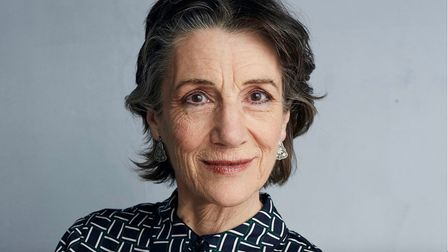 Award-winning actor Harriet Walter