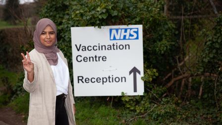 Raihaanah Ahmed V for #Vaccination