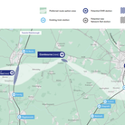 East West Rail has released its preferred route options the new rail link.