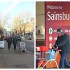 Hampstead High Street, which Sainsbury's will soon join