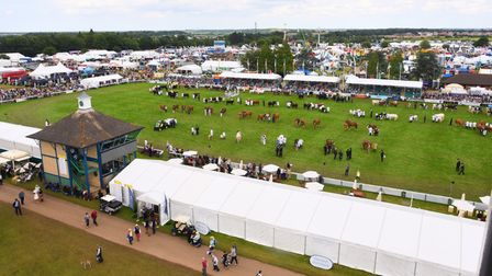 The Royal Norfolk Show. Picture: Ian Burt