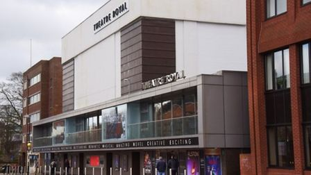 Hit West End shows are heading to Norwich Theatre Royal Picture: Denise Bradley