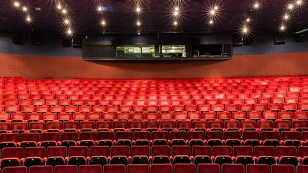 The Gordon Craig Theatre in Stevenage