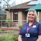 Kelly Irodenko, a Community Clinical Nurse Specialist at St Elizabeth Hospice