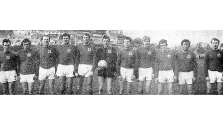 The PUDC team for 1967.