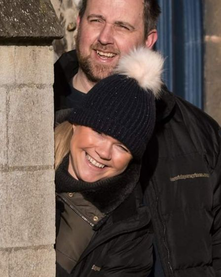Chris Skipper and Kim Paul will marry at Norwich Cathedral on April 17.