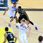 London Lions in action at the Copper Box Arena