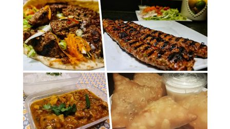 The Roti Grill in Ipswich is offering a range of authentic Punjabi dishes