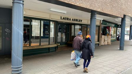 Laura Ashley had a 70 year history but its stores have closed.