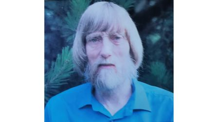 Richard Stewart, 75, is missing