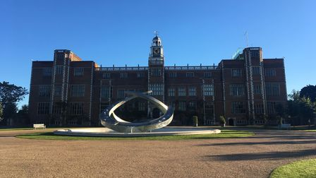 Hatfield House in Hertfordshire