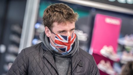 Tom Hunt is MPfor Ipswich and thinks all schools should have to fly the Union Jack
