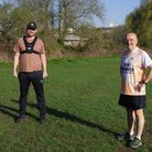 Former Hendon under-23s manager Finlay Johnson running to support a good cause