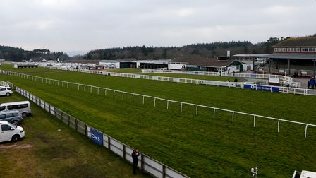The venue for a very different Good Friday race