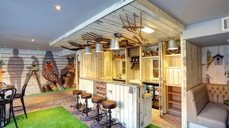 The Potting Shed bar at Oddfellows, Chester