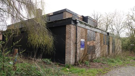 The parish councils say the issue of the vacant site on Station Road in Hoveton has been ongoing for 30 years