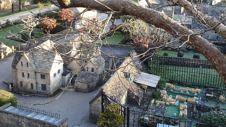 Bourton-on-the-Water's model village
