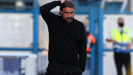 Norwich Head Coach Daniel Farke