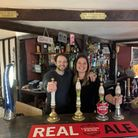 Jenna and Stuart Johnson The Pheasant in Great Chishill