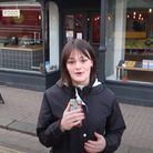 Olivia Herries wants more recycling of coffee cups in St Albans city centre.