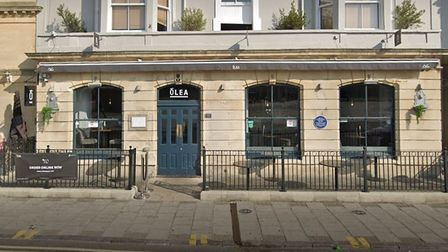 OLEA in South Parade.