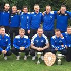 Outwell Swifts Cambs League trophy winners