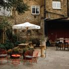The Duke of Hamilton's Hampstead beer garden. Where will you be sitting?