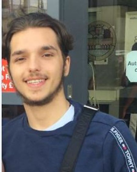 Santino Dymiter was killed in Chadd Green, Plaistow in August 2019.