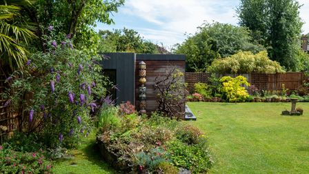 Garden offices are more in demand than ever now so many of us are working from home.