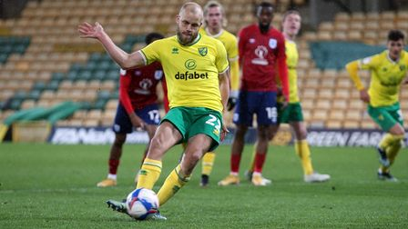 Teemu Pukki seals his hat-trick in Norwich City's Championship rout of Huddersfield Town