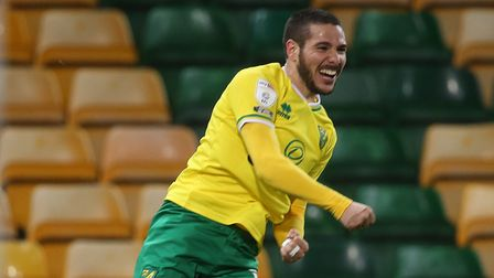 Emi Buendia lit up Norwich City's 7-0 Championship rout of Huddersfield Town